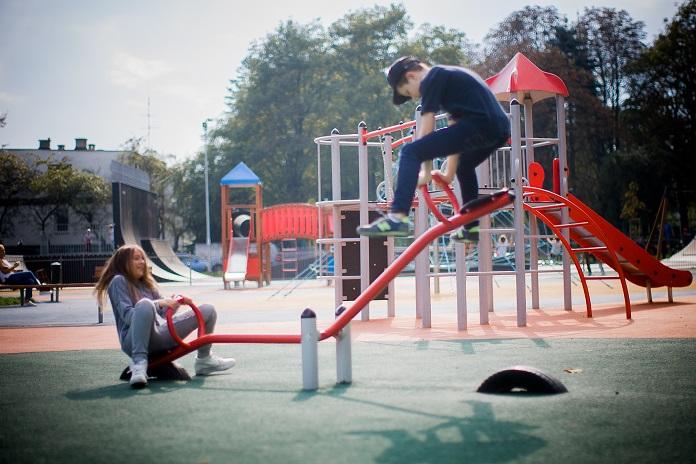 Atlantis playground