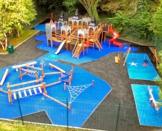 Caravan Park Playground Equipment 1