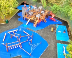 Caravan Park Playground Equipment 2