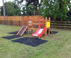 Infant Playground Slide