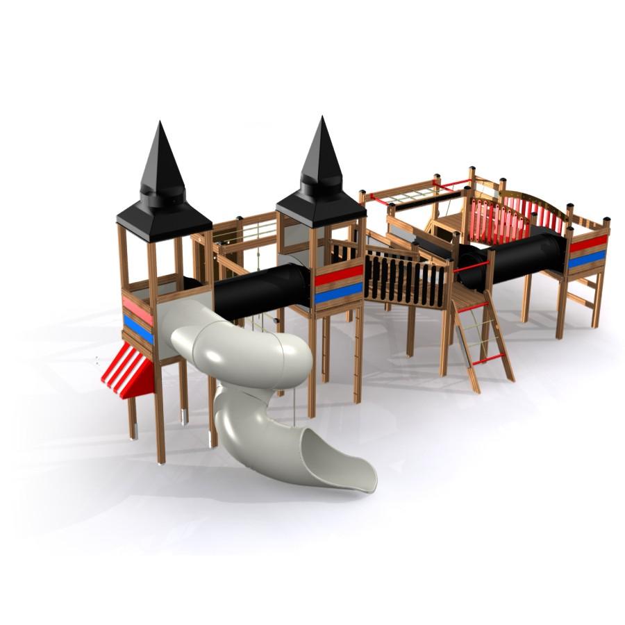 Playground Tunnel Design