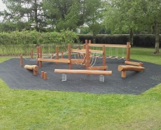 Primary School Playground Equipment - Newry