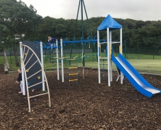 Climbing Playground Equipment in Donegal